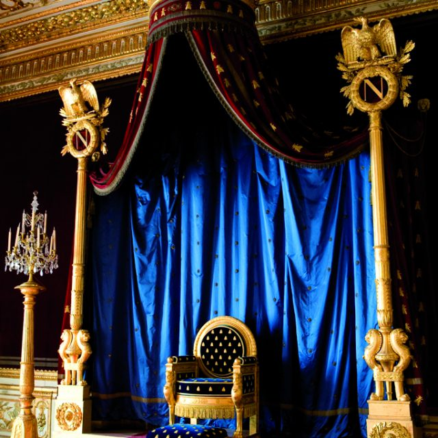 Salle du trône de Napoléon Ier