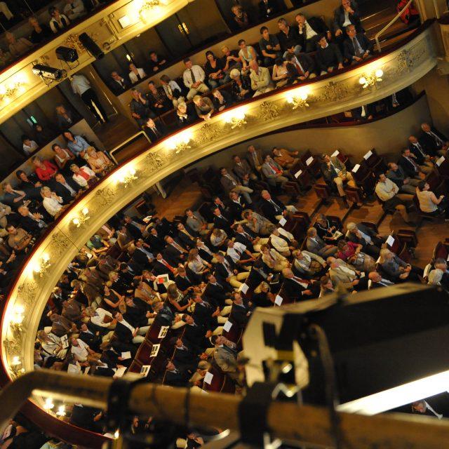 Le théâtre de Fontainebleau
